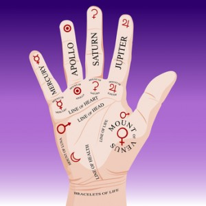 Daylesford Tarot & Healing Palmistry Readings